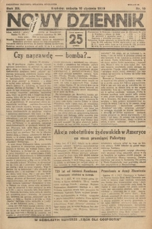 Nowy Dziennik. 1929, nr19