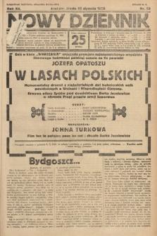 Nowy Dziennik. 1929, nr23