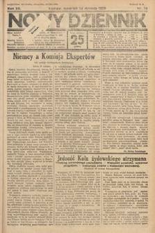 Nowy Dziennik. 1929, nr24