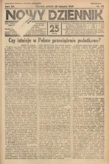 Nowy Dziennik. 1929, nr25