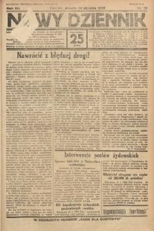 Nowy Dziennik. 1929, nr26