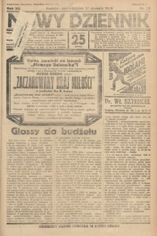 Nowy Dziennik. 1929, nr28