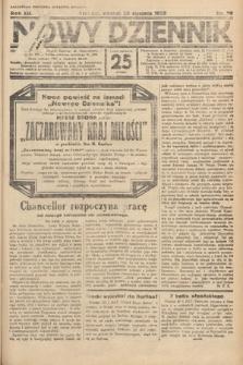 Nowy Dziennik. 1929, nr29