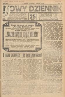 Nowy Dziennik. 1929, nr33