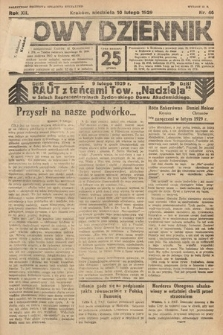 Nowy Dziennik. 1929, nr40