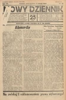 Nowy Dziennik. 1929, nr41