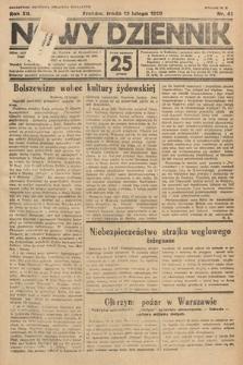 Nowy Dziennik. 1929, nr43