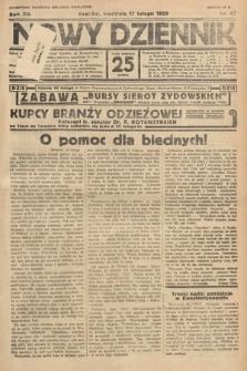 Nowy Dziennik. 1929, nr47