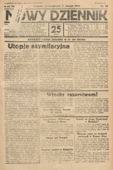 Nowy Dziennik. 1929, nr48