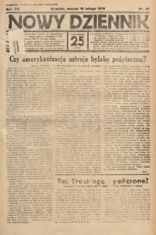 Nowy Dziennik. 1929, nr49