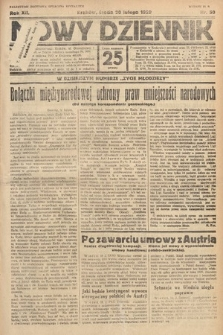 Nowy Dziennik. 1929, nr50