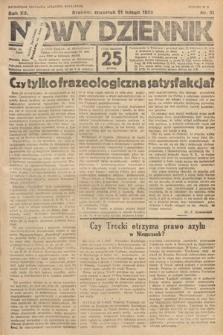 Nowy Dziennik. 1929, nr51