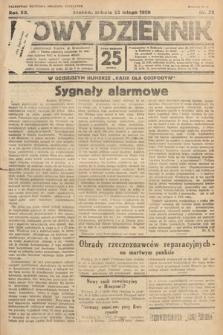 Nowy Dziennik. 1929, nr53