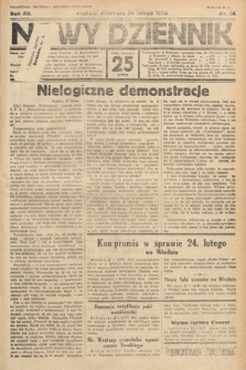 Nowy Dziennik. 1929, nr54