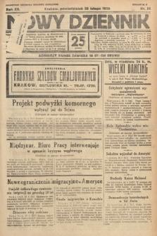 Nowy Dziennik. 1929, nr55
