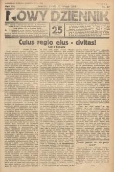 Nowy Dziennik. 1929, nr57