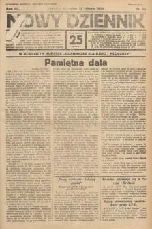 Nowy Dziennik. 1929, nr58
