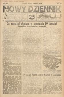 Nowy Dziennik. 1929, nr59
