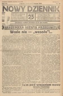 Nowy Dziennik. 1929, nr61