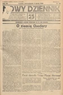 Nowy Dziennik. 1929, nr62