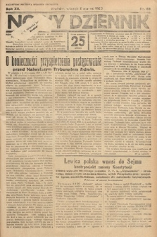 Nowy Dziennik. 1929, nr63