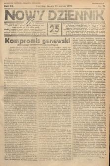 Nowy Dziennik. 1929, nr71