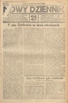 Nowy Dziennik. 1929, nr73