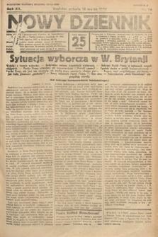 Nowy Dziennik. 1929, nr74