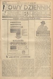 Nowy Dziennik. 1929, nr75