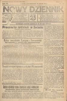 Nowy Dziennik. 1929, nr76