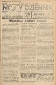 Nowy Dziennik. 1929, nr78