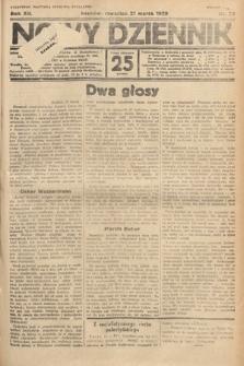 Nowy Dziennik. 1929, nr79