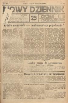 Nowy Dziennik. 1929, nr80