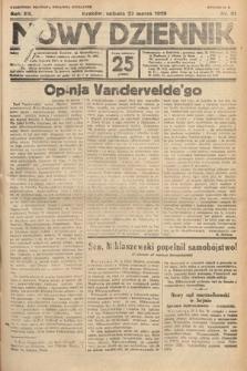 Nowy Dziennik. 1929, nr81