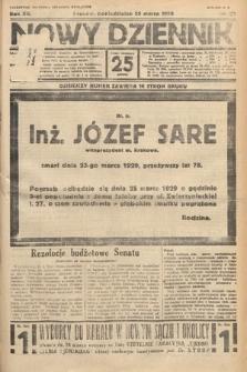 Nowy Dziennik. 1929, nr83