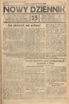 Nowy Dziennik. 1929, nr85