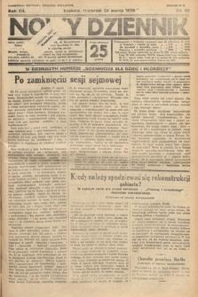 Nowy Dziennik. 1929, nr86