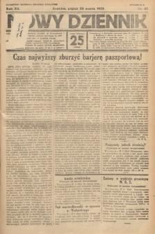 Nowy Dziennik. 1929, nr87