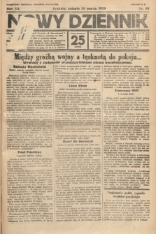 Nowy Dziennik. 1929, nr88