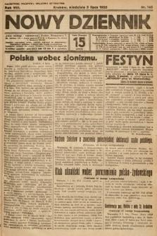 Nowy Dziennik. 1925, nr148