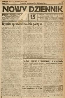 Nowy Dziennik. 1925, nr161
