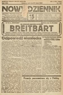Nowy Dziennik. 1925, nr165
