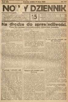 Nowy Dziennik. 1925, nr170