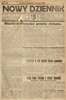 Nowy Dziennik. 1925, nr172