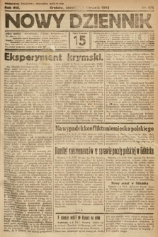 Nowy Dziennik. 1925, nr175