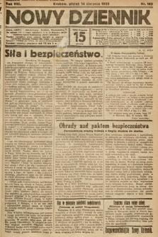 Nowy Dziennik. 1925, nr182