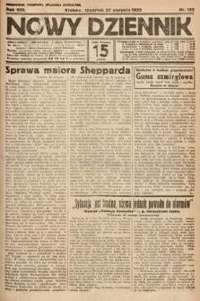 Nowy Dziennik. 1925, nr192