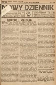 Nowy Dziennik. 1925, nr205
