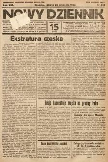 Nowy Dziennik. 1925, nr216