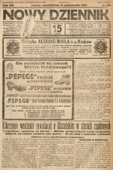 Nowy Dziennik. 1925, nr232